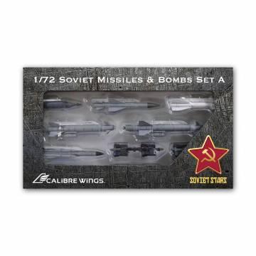1/72 Soviet Missiles & Bombs Set A