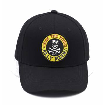 Jolly Rogers aviation cap
