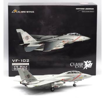 1/72 F-14A VF-102 Diamonbacks BuNo 159466 USS America