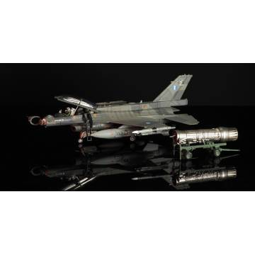 1/72 F-16D HAF  337 Mira Ghost Have Glass