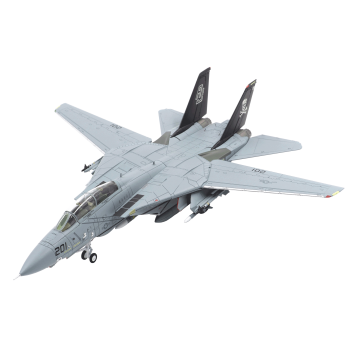 1/72 F-14A VF-84 Jolly Rogers BuNo 160408 Clean Version